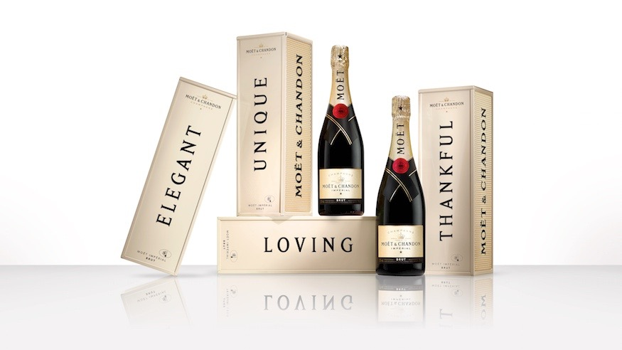 Moet Chandon Imperial Brut Specially Yours Giftbox