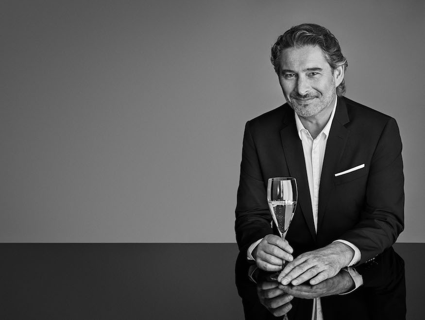 Moët & Chandon Cellar Master Benoit Gouez