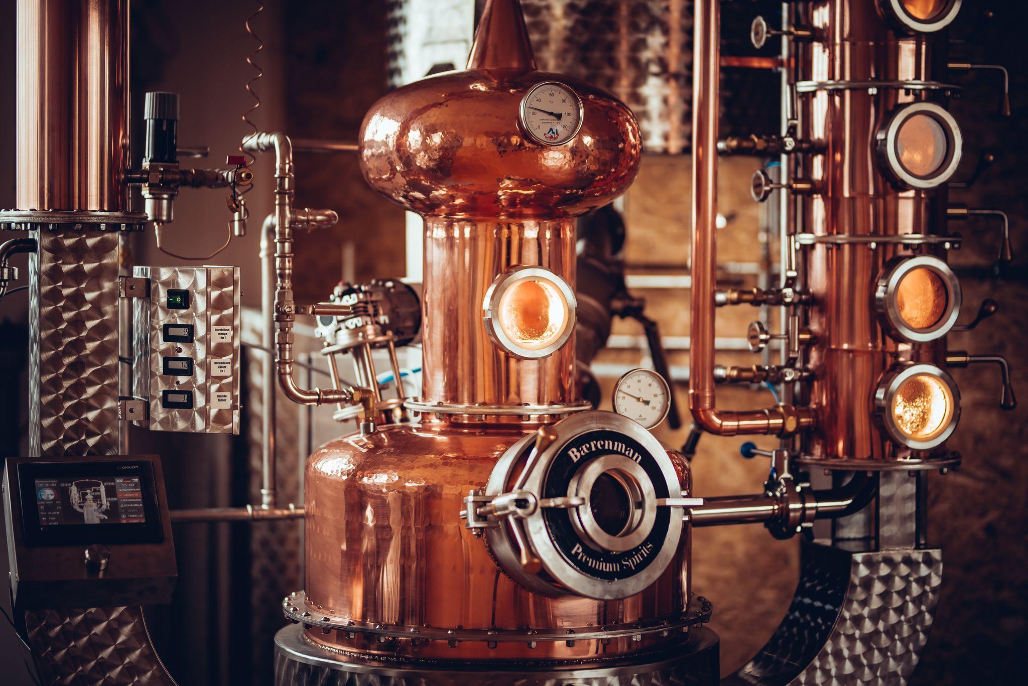 Baerenman Distillery System