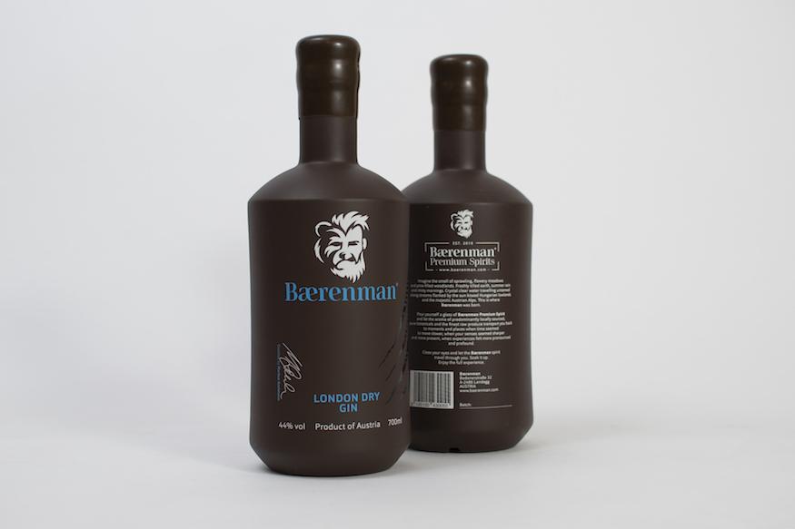 Baerenman London Dry Gin