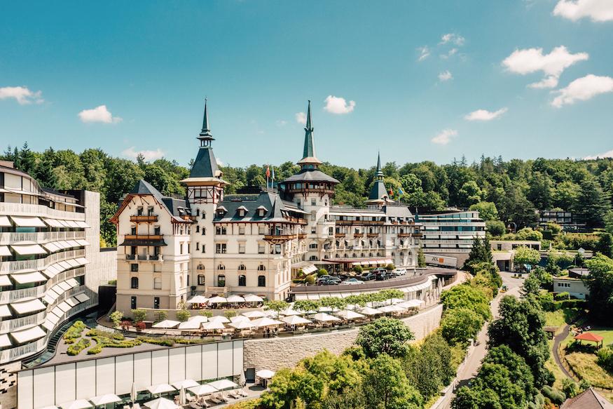 The Dolder Grand Hotel Zurich